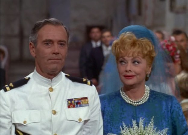 Image result for FONDA And lucille ball in yours, mine and ours